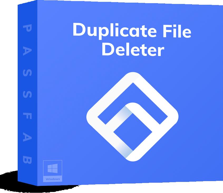 PassFab Duplicate File Deleter