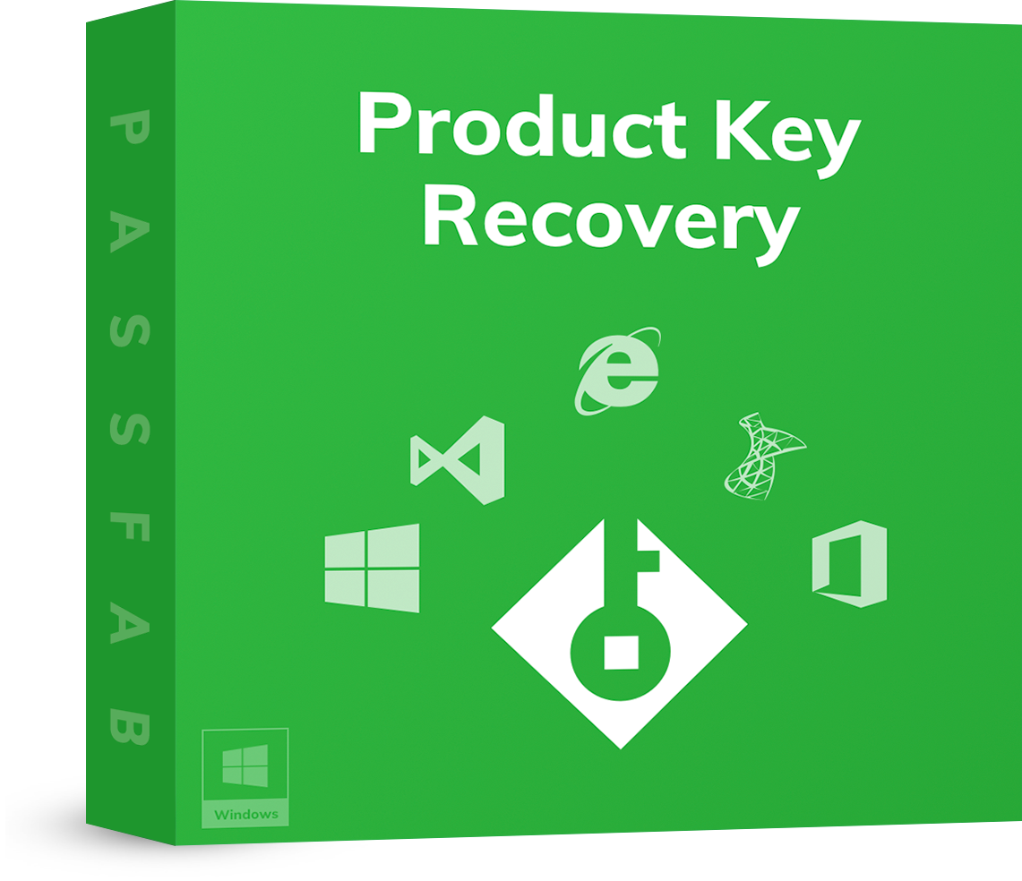 recupear product key