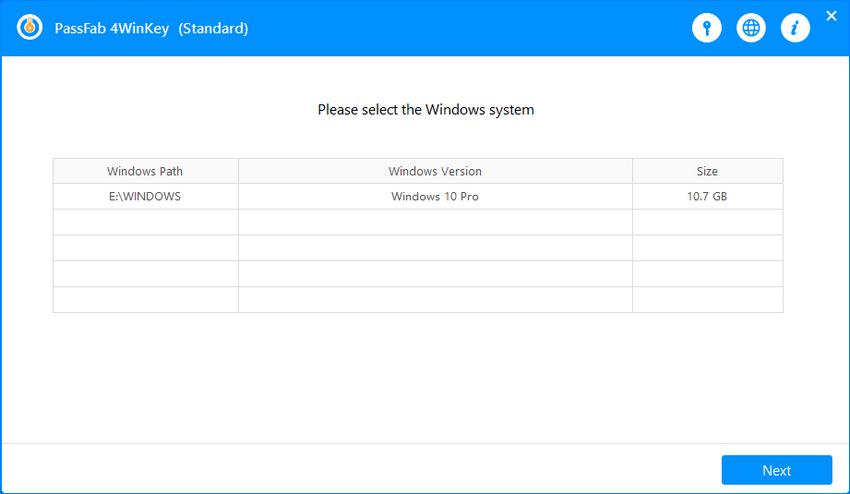 windows password refixer free