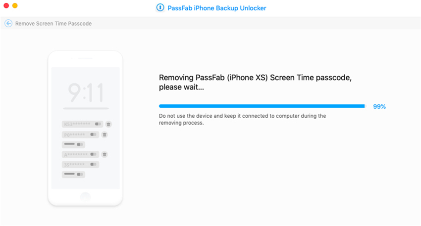removing screen time passcode on mac