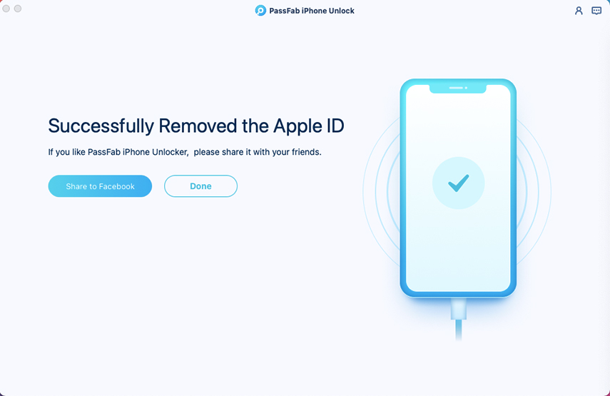 remove apple id successfully on mac