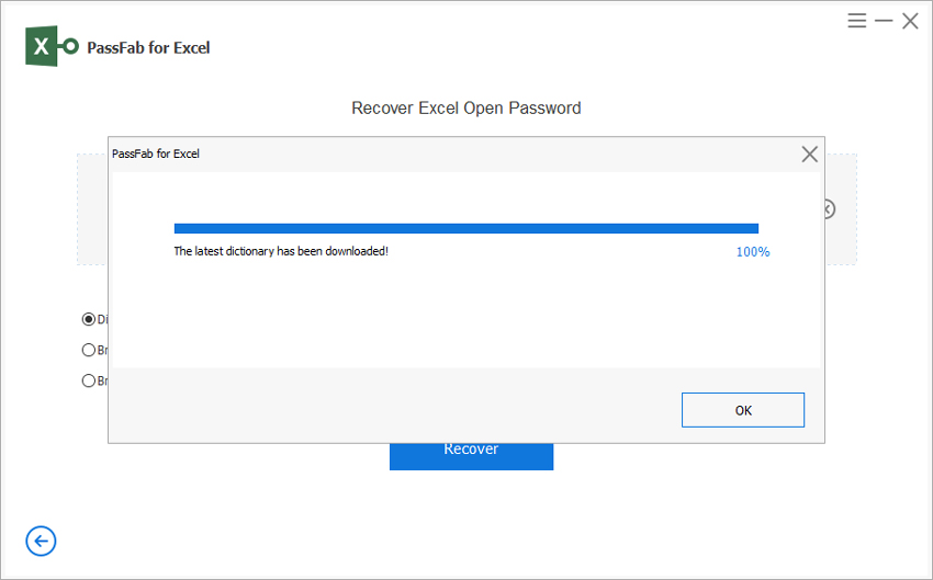 PassFab for Excel Guide – How to Recover Excel Workbook Password
