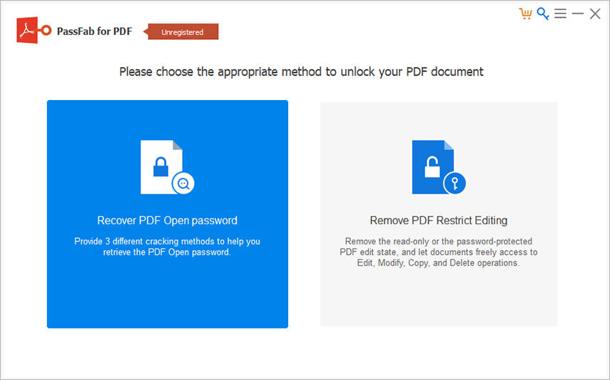 pdf password recovery passfab for pdf guide