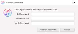 unlock backup password