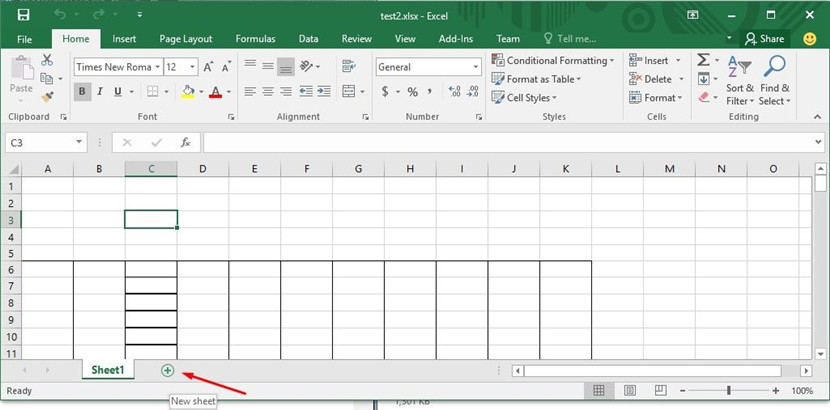 Top 3 ways to unprotect excel 2016 without password excel 2016 new sheet ibookread Download