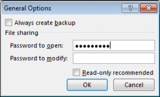 How To Protect Excel 2010 File With Password