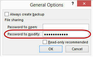retro Treffen neue angebote How to Make or Disable Your Excel 2010 File Read-only