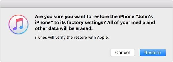 verifica non riuscita id apple