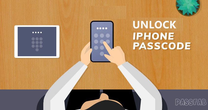 how to unlock iphone passcode