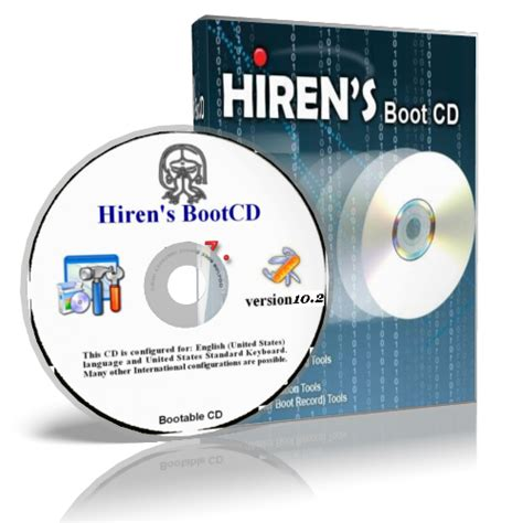 Hirens boot cd latest version