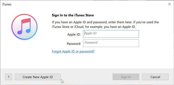 Top 4 Ways to Reset/Recover Forgotten iTunes Password