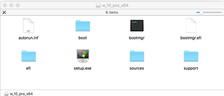 make windows 10 install usb on mac without bootcamp