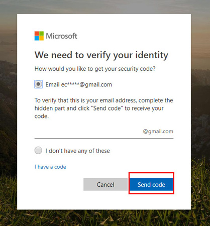 How to Safely Reset Your Microsoft Password
