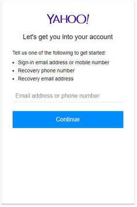 Yahoo password finder free download