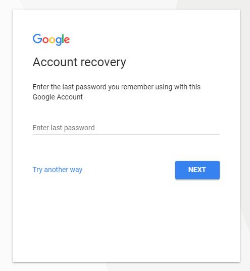 Top 2 Ways to Reset Gmail Password