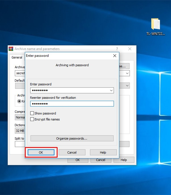 bypass winrar password protection