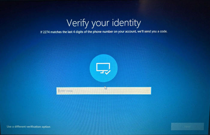 inserisci il codice per avere la password admin predefinita windows 10