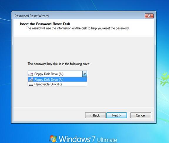 How to Reset Forgotten Windows 7 Administrator Password