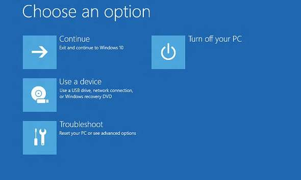 reset windows 8.1 to factory settings without cd