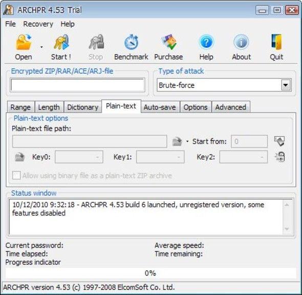 crack encrypted zip file mac