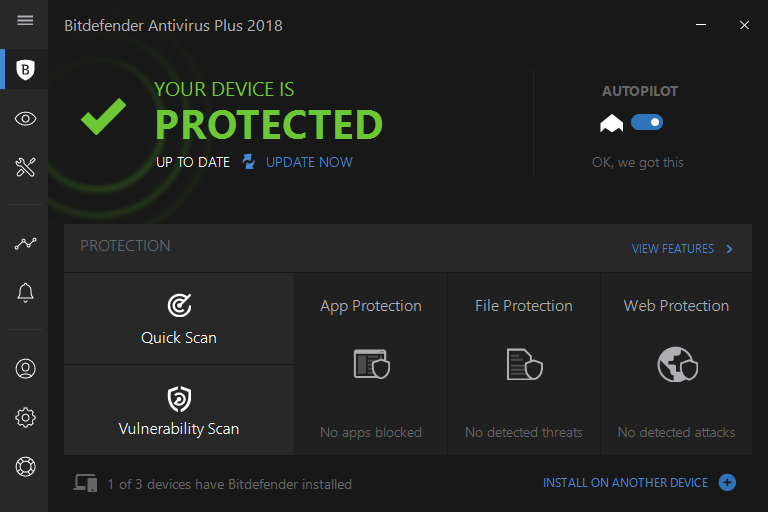 best antivirus for pc windows 10 2018