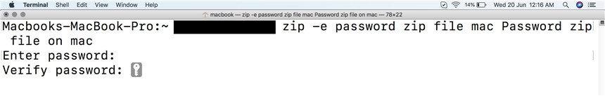 Crack zip password mac terminal